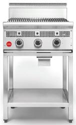 Cookon BG-600 600 Gas Freestanding Char Grill