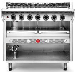 Cookon CRG-900 900 Gas High Performance Char Grill