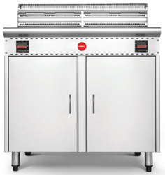 Cookon FFR-2-460S Econo Twin Pan Fryer