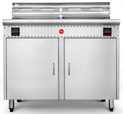 Cookon FFR-2-525S Jumbo Twin Fryer