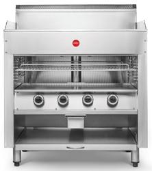Cookon GT-900 Freestanding 900 Griddle Toaster