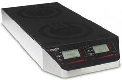 Cooktek Apogee MC3502FG 30A Double Hob Countertop Induction Unit