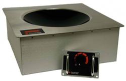 Cooktek Heritage MWDG3500 15A Single Hob Drop-In Wok Induction Unit