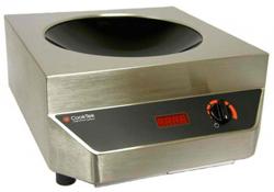 Cooktek Heritage MWG3500 15A Single Hob Countertop Wok Induction Unit