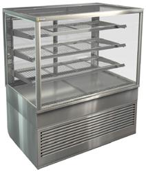 Cossiga BTGHT12 Tower Floor Standing Heated Food Display