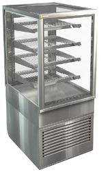 Cossiga BTGHT6 Tower Floor Standing Heated Food Display