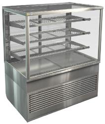 Cossiga BTGRF12 Tower Floor Standing Refrigerated Food Display