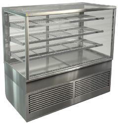 Cossiga BTGRF15 Tower Floor Standing Refrigerated Food Display