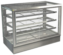 Cossiga STGHT12 Tower Countertop Heated Display