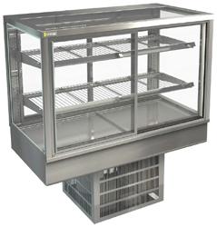 Cossiga STGRF12 Tower Countertop Refrigerated Display
