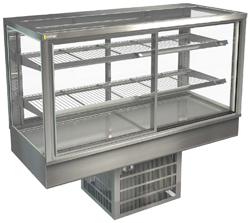 Cossiga STGRF15 Tower Countertop Refrigerated Display