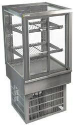 Cossiga STGRF6 Tower Countertop Refrigerated Display