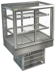 Cossiga STGRF9 Tower Countertop Refrigerated Display