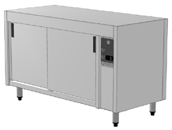 Culinaire CH-CHC4-U 4 x 1/1GN Underbench Hot Cupboard