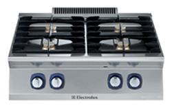 Electrolux E7GCGH4C0A 700XP 4 Burner Cook Top
