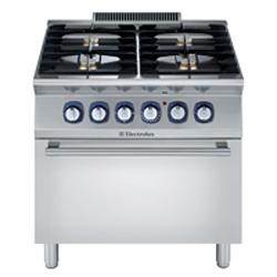 Electrolux E7GCGH4CGA 700XP 4 Burner Oven