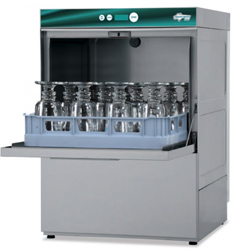 Eswood Smartwash SW400 Undercounter Glass & Dishwasher