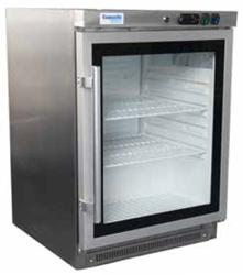 Exquisite MC200G One Glass Door Underbench Storage Refrigerator