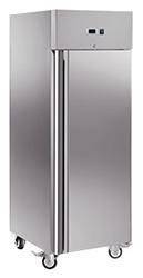 Exquisite GSC650H One Solid Door Upright Storage Refrigerator