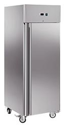 Exquisite GSF650H One Solid Door Upright Storage Freezer