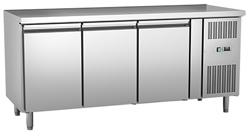 Exquisite USC400H Three Solid Doors Underbench Storage Refrigerator