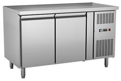 Exquisite USF260H Two Solid Doors Underbench Storage Freezer