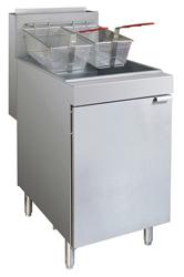 Frymax RC400E 4 burner Gas fryer