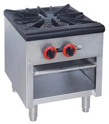 Gasmax RB-1 60Mj Gas Stock Pot Single Burner