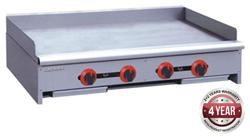 Gasmax RGT-48E 800 Series Gas 1220mm Griddle
