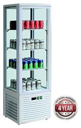 Thermaster LSC235 220L Countertop Display Fridge