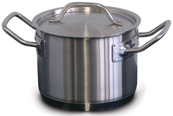 Forje CH2 2.4 Litre High SS Casserole Pot with Lid