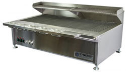Synergy Grill SG1300 Triple Burner Clever Cooking Grill
