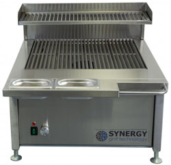 Synergy Grill SG630 Single Burner Clever Cooking Grill