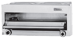 Garland MSTSRC Master Series Gas CounterType Broiler Salamander