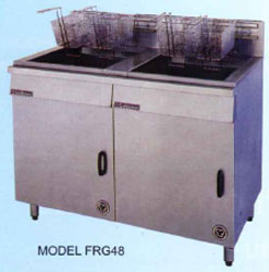 Goldstein FRG48L Fish Deep Fryer