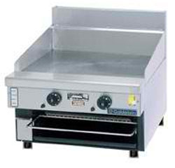Goldstein GPGDBSA24 Gas Griddle Toaster