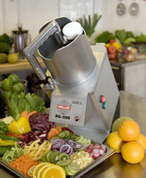 Hallde RG-200 Vegetable Prep