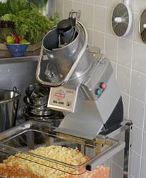 Hallde RG-250 Vegetable Prep