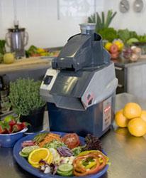 Hallde RG-50 Vegetable Prep