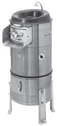Hobart 6460-21C Potato Peeler