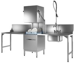 Hobart ECOMAX 604 Passthrough Dishwasher