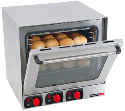 Anvil-Axis COA1004 Convection Oven Prima Pro with Grill