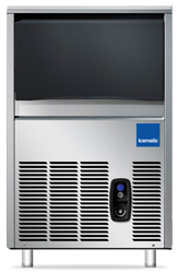Icematic CS25-A 22kg Underbench Self Contained Bright Cube Ice Machine