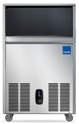 Icematic CS50-A 50kg Underbench Self Contained Bright Cube Ice Machine