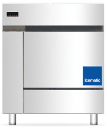 Icematic F80-A 80kg Self Contained Ice Flaker
