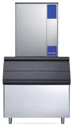 Icematic M402-A 400kg Modular Dice Cube Ice Machine