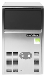 ICE-O-MATIC ICEU46-PD 17kg Capacity Gourmet Ice Maker with Drain Pump
