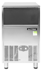 ICE-O-MATIC ICEU66-PD 19kg Capacity Gourmet Ice Maker with Drain Pump