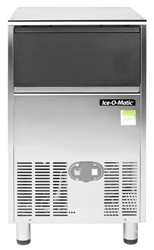 ICE-O-MATIC ICEU86-PD 28kg Capacity Gourmet Ice Maker with Drain Pump