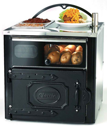 King Edward KEE-CLCOMPBLK Classic Compact Potato Oven